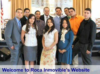 Welcome to Roca Inmovible's Website!