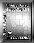 America Association of Webmasters Silver